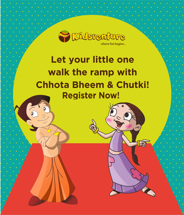 Fun filled activities for your tiny tots @ KIDSVENTURE!