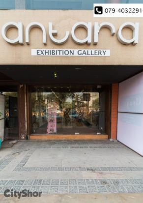 Exhibit your creations @ ANTARA GALLERY & enchant the crowd!