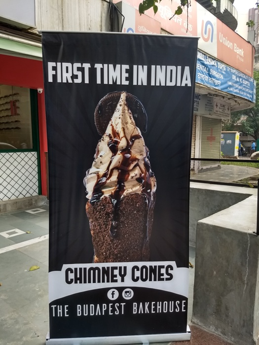 Do You Know Now You can Relish Chimney Cones in Mumbai!