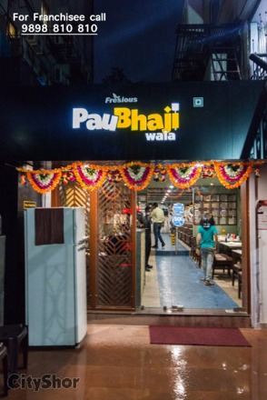 Become the Franchise Owner of Nylon Pau bhajiwala!