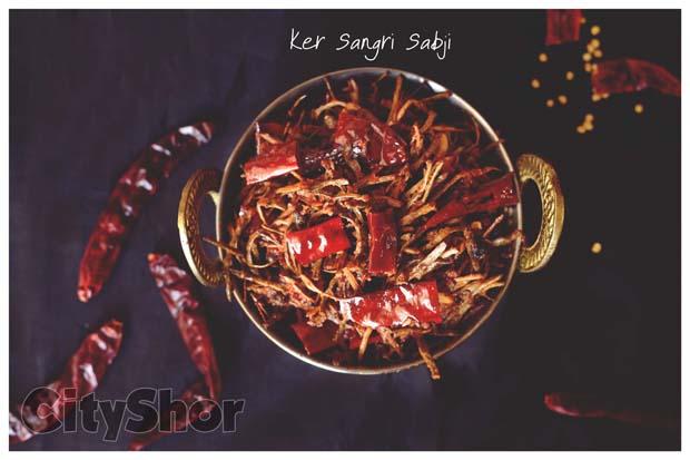 Dal Bati Churma, Gatte Ki Sabzi At This Rajasthani Eatery!