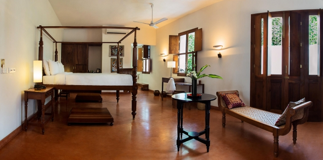 Soothe Your Evenings the French Way @ this Pondicherry Villa