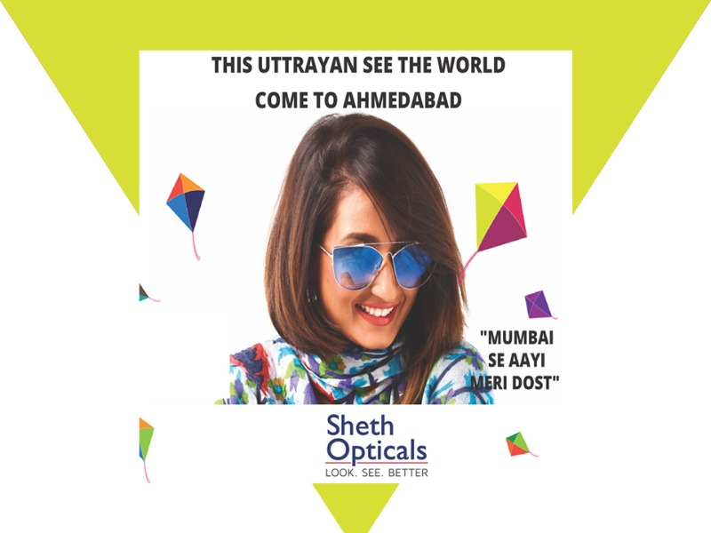 Wear Classy Shades that Protect You from Sheth Opticals