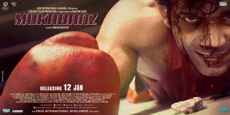 #MovieReview - Mukkabaaz