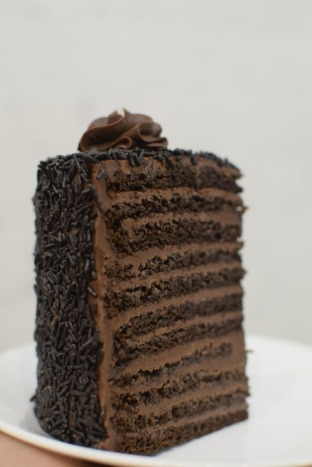 Go Yummy over this 24 Layered Chocolate Cake of this Joint!