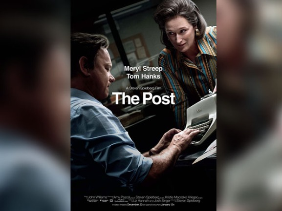 Movie Review - The Post