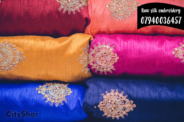 50+ types of Silk & More at Arpit Silk India!