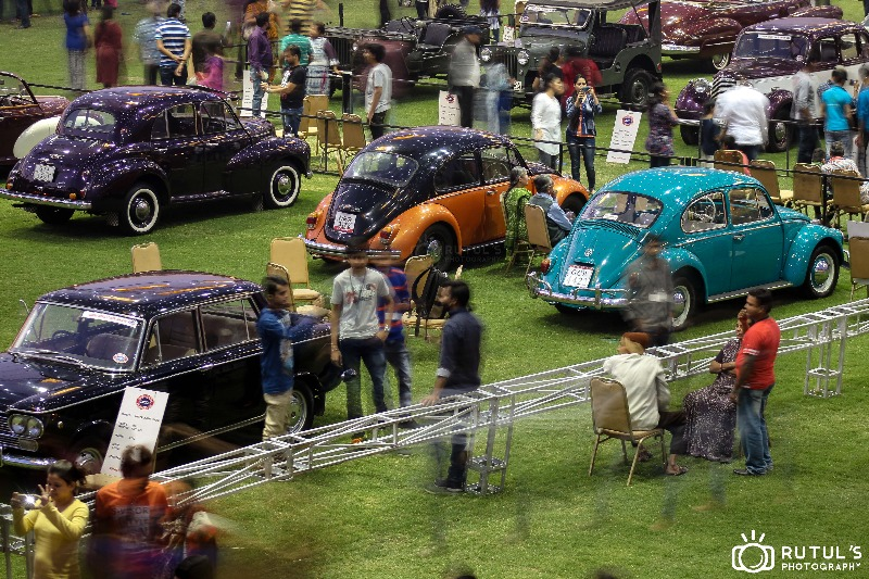 The Ahmedabad Heritage Car Show Starts Today - Is there a car show near me today