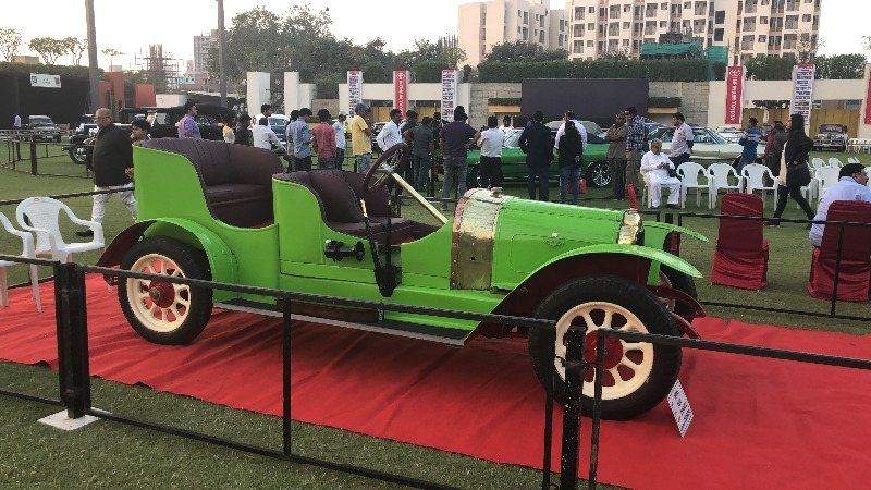 The Ahmedabad Heritage Car Show 2018 starts today
