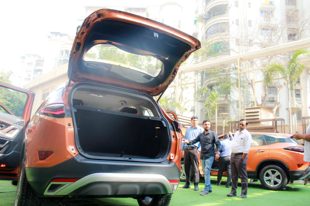 TATA Harrier Preview at Novotel today & tomorrow!