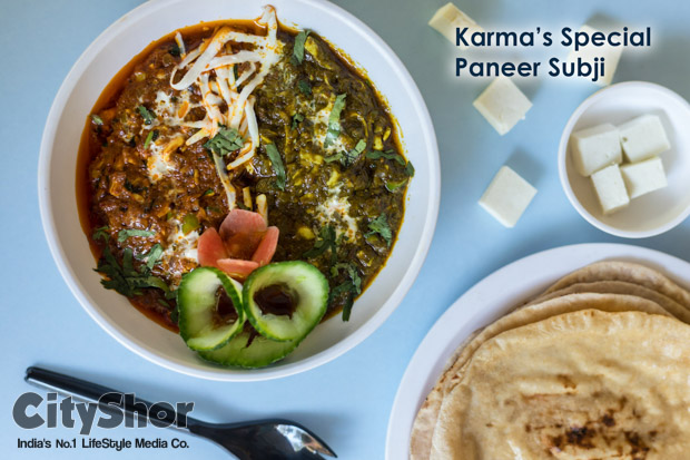 FLAT 25% OFF on Home Delivery Call Karmas Kitchen today!