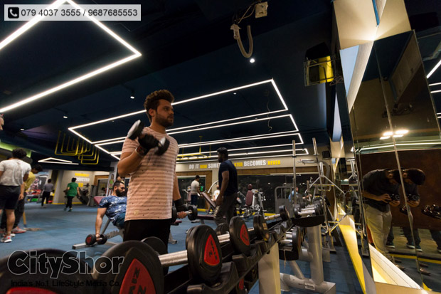 Pay only for the days you attend - Diyus Fitness Point