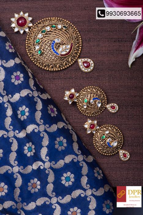 Exquisite Shubh Vivaah Jewellery at DPR Jewellery