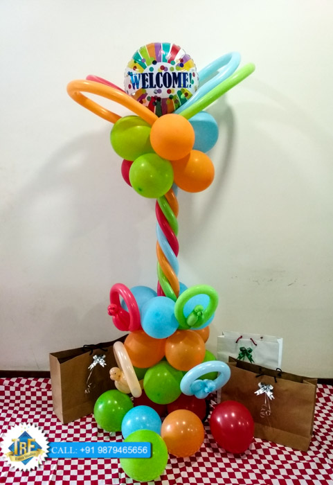 Wish your loved ones with Balloon Bouquets by TRFEventStudio