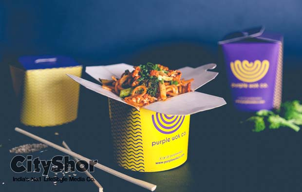 Wok Into Purple Wok For 2000+ Noodle Combinations!