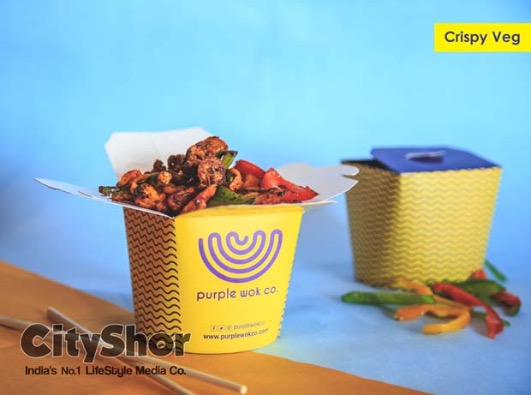 Wok Into Purple Wok For 2000+ Noodle Combinations!