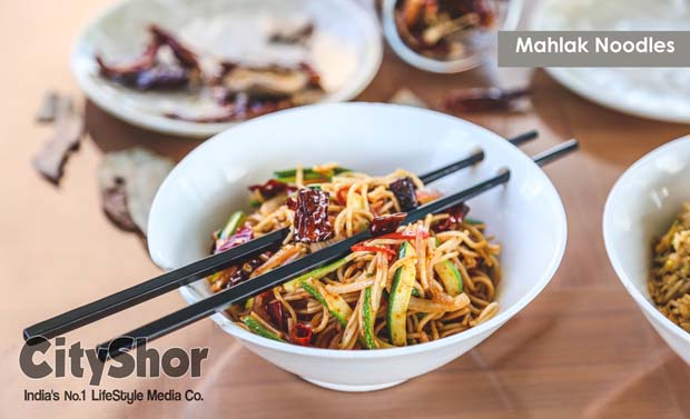 Try Mahlak Noodles At Leonardo This Weekend!