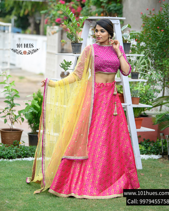 Why buy when you can rent? Wedding fashion on rent 101Hues