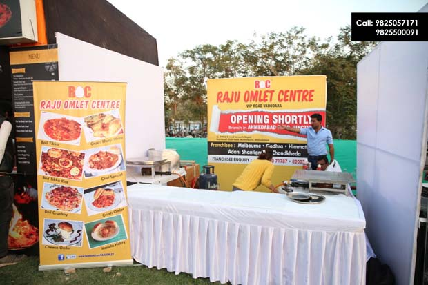 SAVE THE DATE FOR THE BIGGEST FOOD FEST OF SURAT