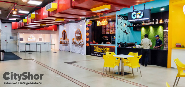 Book your food stalls at Moreish Food court | no charges