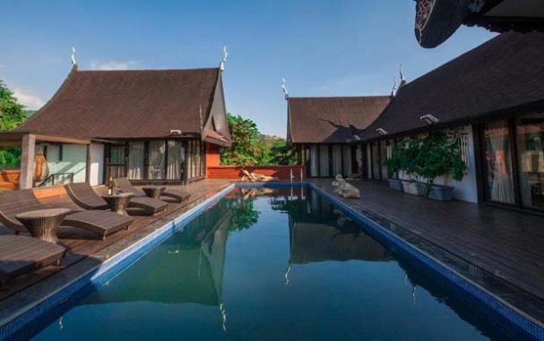 This Thailand Themed Villa Is The Perfect Weekend Getaway!