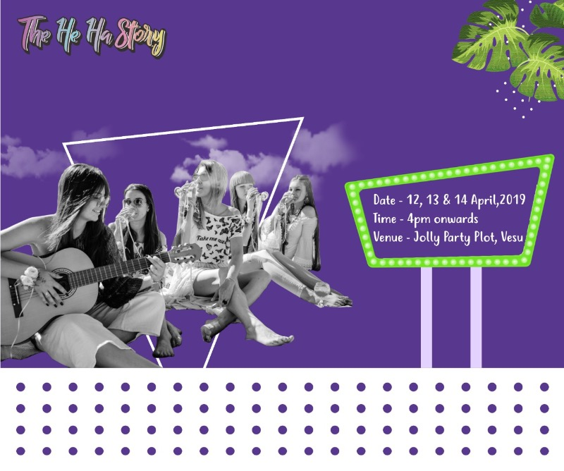 Introducing The He Ha Story - A Festival Full Of Happy Vibes