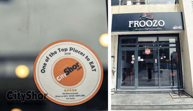 Froozo tag   Froozo Serves Desserts Of All Types