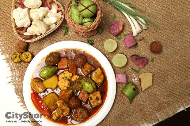 Order Undhiyu this Uttarayan from Das Khaman