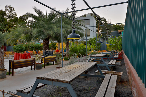 Go for a long drive to this beautiful cafe- Koba Social