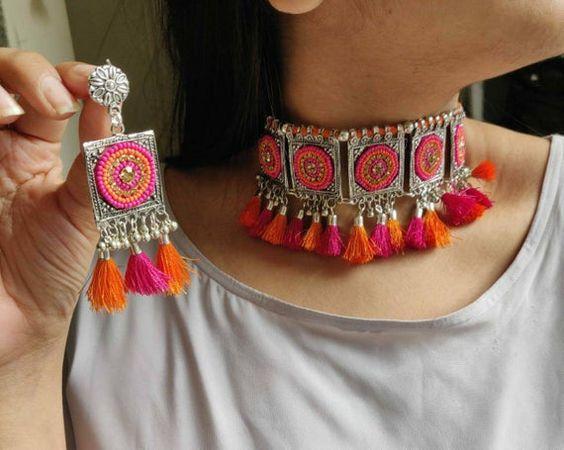 Swavlamban Mela is handcrafted by Artisan from Gujarat!