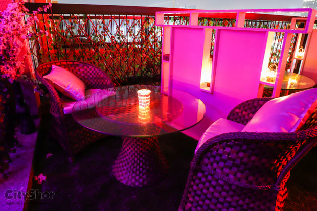 Privacy guaranteed for couples- Candle Light Date N Dinner