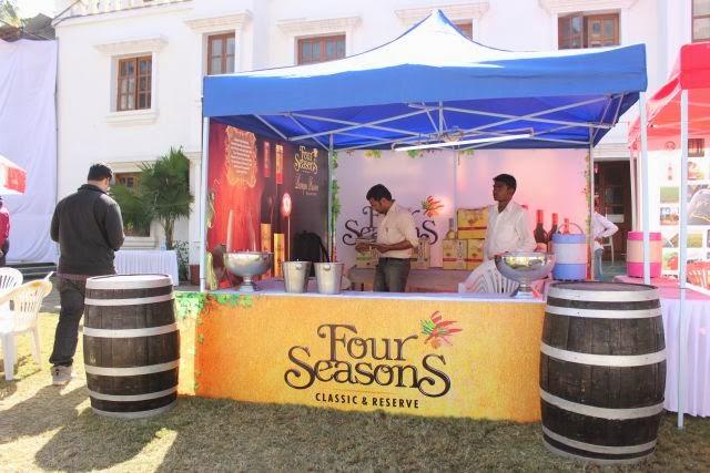 6 wine tastings+6 cheese tastings=1 lovely weekend @ Pune Wine Tasting Festival