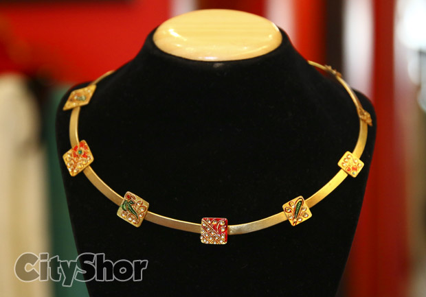 Exhibition of Jewellery & Clothing at Anay's Gallery
