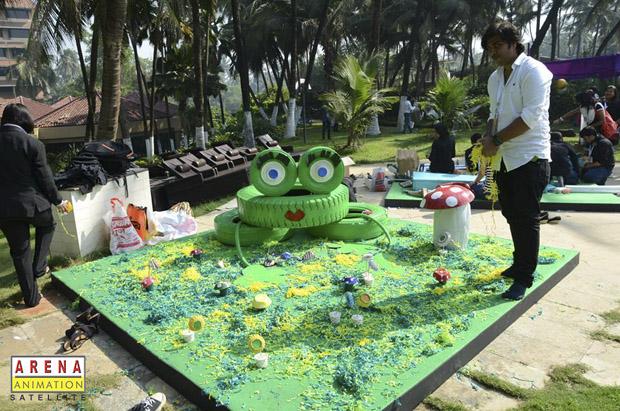 KALAKAARI - Kreative Kumbh Kreative Workshop