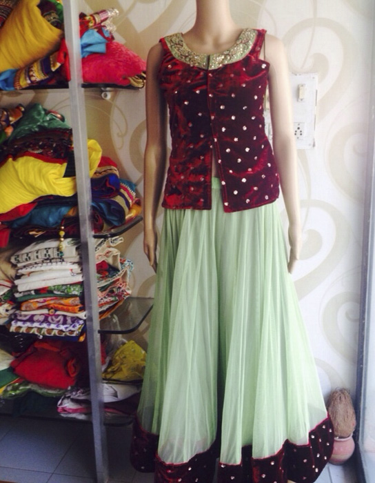 Yes Ma'am & Brinda Creation Exhibition for two days!