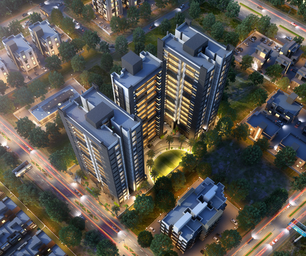 Magnolia Residency - In the heart of western Ahmedabad
