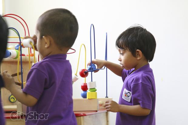 HOPSKOTCH THE PREPRATORY - For every unique child!