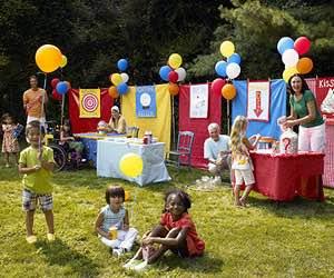 Disney Carnival for your kids at Hopskotch