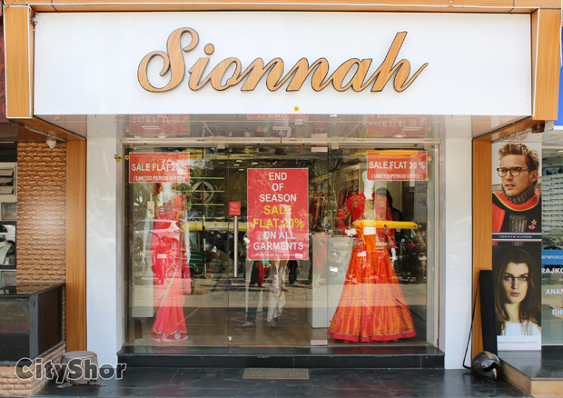 Exclusive collection by Sionnah