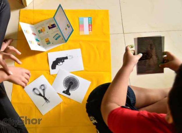 BAZINGA BOX - Helping Children Think Out-Of-The-Box