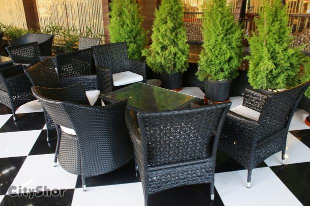 KAFFEE: The newest 24/7 Cafe at Shree Balaji Agora Mall