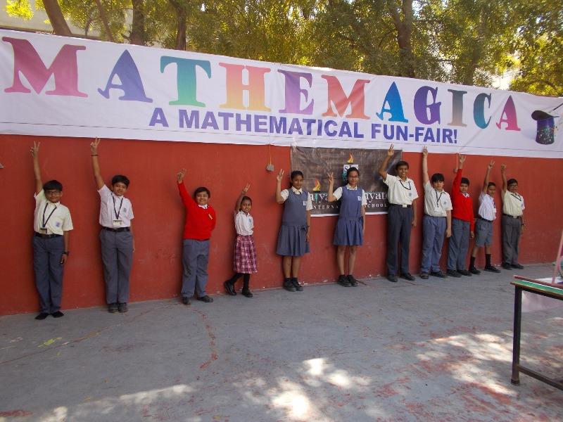 MATHEMAGICA by Satyameva Jayate International School