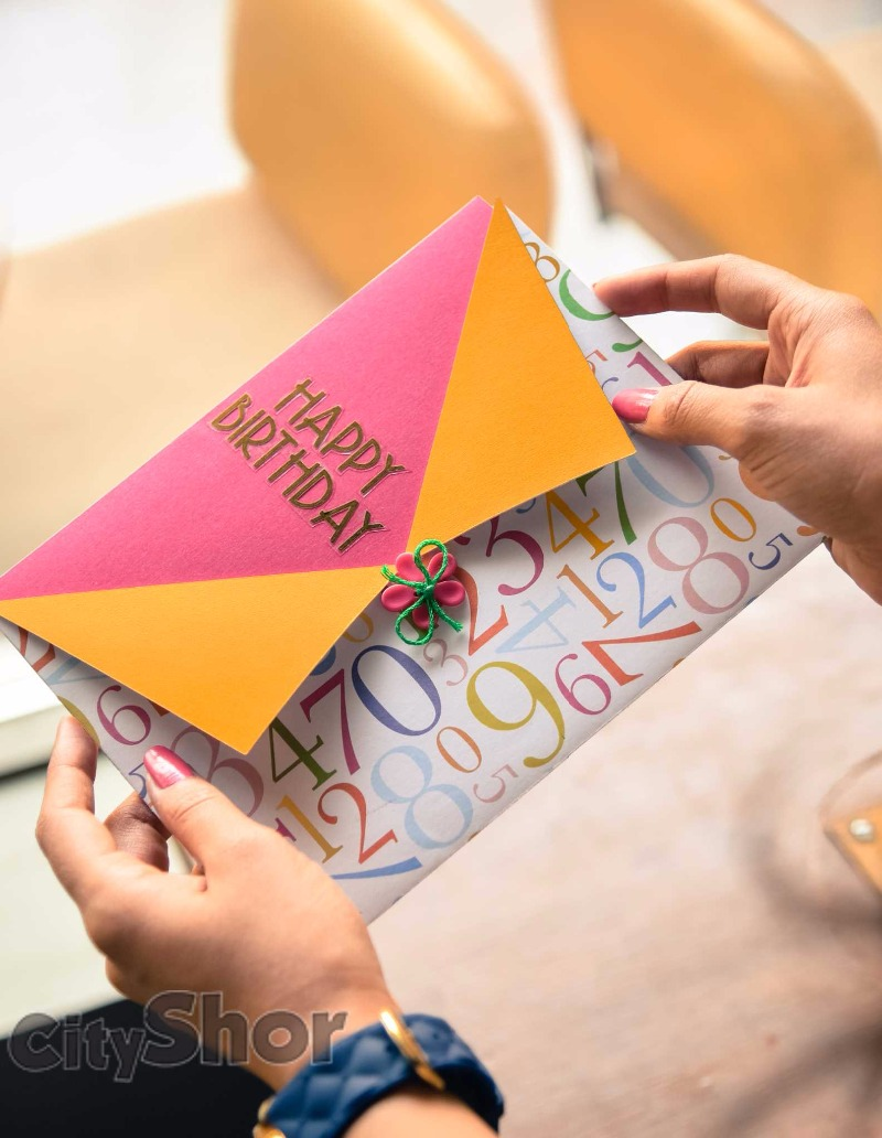 Paper Sentiments Your Love In A Personalised Greeting Card
