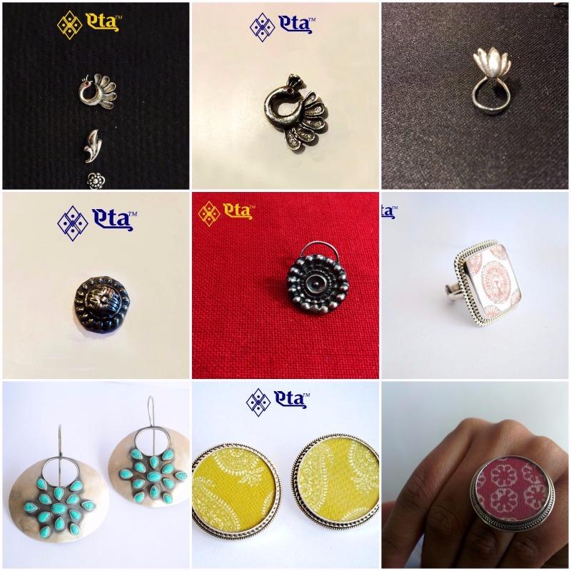 ETA Jewels & Buglis Creations at Anay Gallery