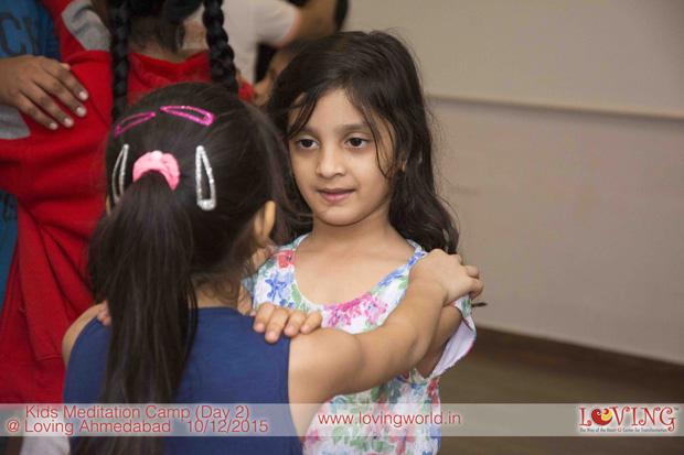 MEDITATION CAMP FOR KIDS by 'Loving - Center for Transformation'