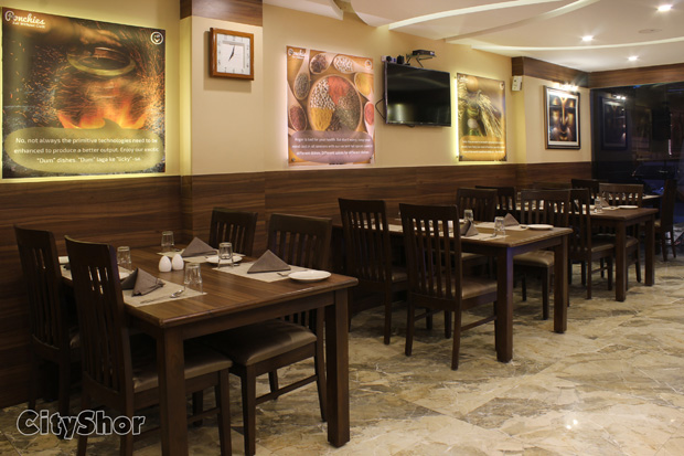 Relish mouth-watering Biryanis at PONCHIES