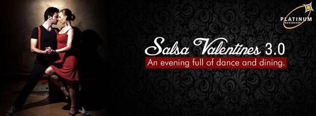SALSA VALENTINES 3.0 at Hotel Platinum Residency