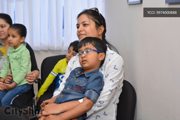 You Can Change Institute presents SMART MUMMY Workshop
