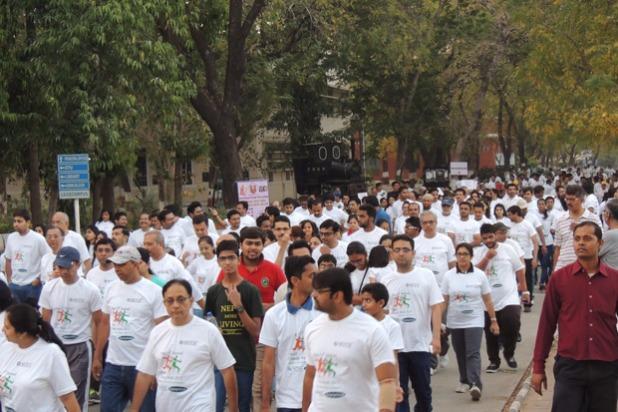 Participate in the 14th Annual Motif Charity Walk 2016