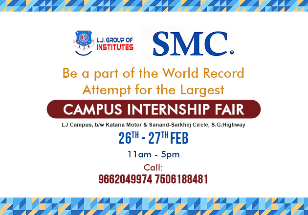 SMC Presents a CAMPUS INTERNSHIP FAIR